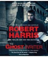 The Ghost Writer by Robert Harris (2010, CD, Abridged, Movie Tie-In) - $9.85