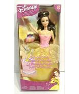 2002 Mattel Disney Beauty & The Beast Belle Princess Party Doll 56771 Ca... - $35.00