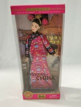 Barbie Princess Of China Dolls Of The World Princess Collection 2001 - $49.50