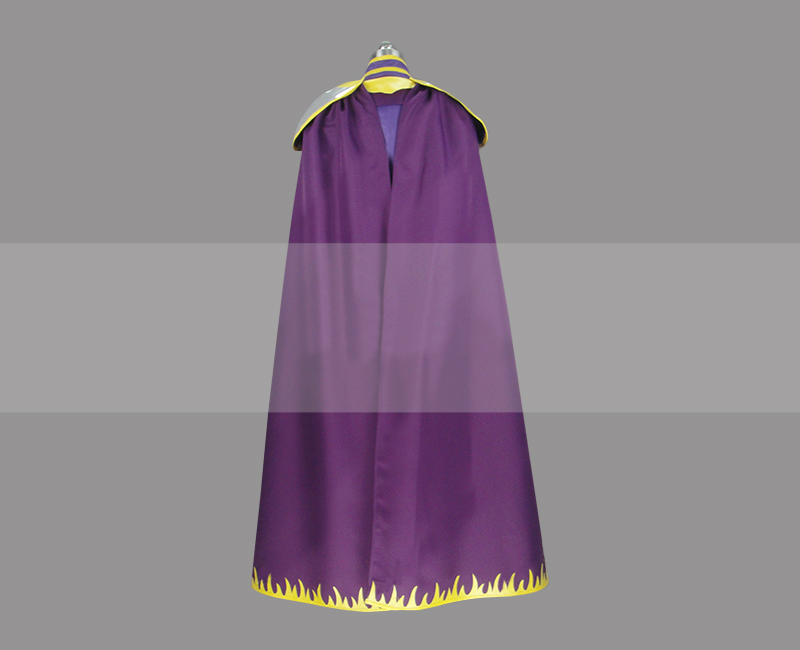 Fire Emblem: The Sacred Stones Lyon Cosplay Costume for Sale
