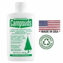 Campsuds Outdoor Soap Biodegradable Environmentally Safe All Purpose Cle... - $26.02