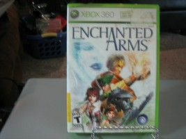 Enchanted Arms (Microsoft Xbox 360, 2006) - Complete!!! - $9.89
