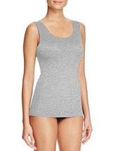 Womens Modal Built-in Bra Padded Camisole Yoga Tanks Tops,Grey XXL - $15.23