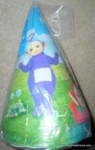 Teletubbies Party Birthday Hats Decoration Treats Favors x8 - $19.75