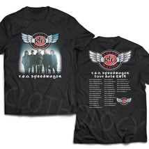SHIRT TSHIRT REO SPEEDWAGON TOUR 2019 BLACK PREMIUM S-2XL SIZES AVAILABL... - $26.50+