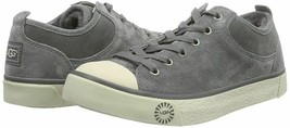 UGG Australia Sport Collection Women's Evera Oxford Sneakers in Pewter, Size 5 - $94.98 CAD