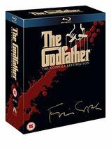 The Godfather 1 - 3 - The Coppola Restoration [Blu-ray]