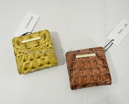 NWT Brahmin Jane Leather Mini Wallet Pick your color Inventory Updated R... - $69.00
