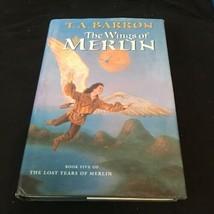 The Wings of Merlin by T A Barron: HCDJ - $6.05