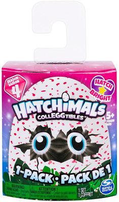 Hatchimals CollEGGtibles Hatch Bright Pack - Season 4