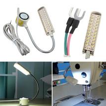 1.5W 110-250V 20 LED Gooseneck Sewing Machine Single Magnetic Base Knuck... - $21.25