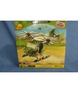Toys Cobi NIB Small Army Small Helicopter 95 pi... - $7.95