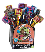 Quality?Scented Snack Theme Pencils Case Pack 36 - $48.39