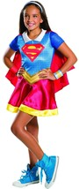 Rubies Supergirl Superman DC Comics Girls Childrens Halloween Costume 62... - $37.51