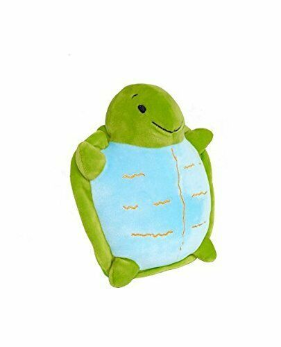 GooseWaddle Plush Turtle Dino Soft Baby Gift Squeezable NEW FS! image 5