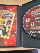 Sony PS2 Buzz! The Hollywood Quiz image 2