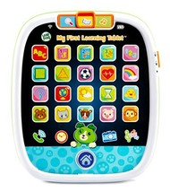 LeapFrog My First Learning Tablet, Black - $18.67