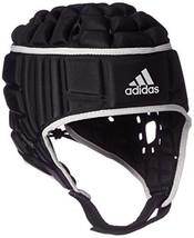 adidas Rugby Headguard [Black/Metallic] - X-Small image 1