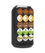 Coffee Pod Carousel, Fits 30 Pods, 6 7/8 X 6 7/8 X 12 5/8, Black - $58.39