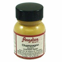 Springfield Leather Company's Champagne Acrylic Leather Paint - $1.68