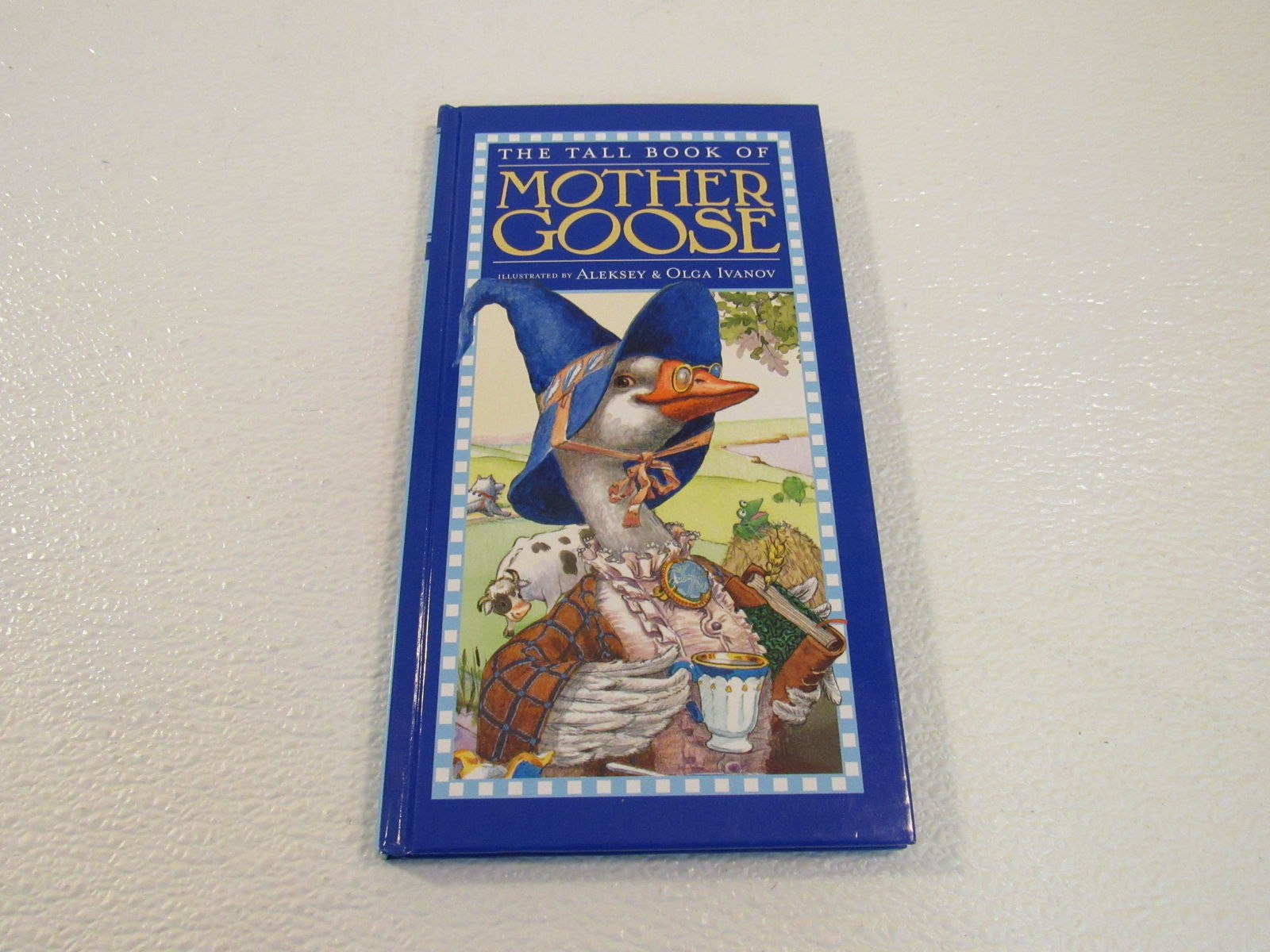 Harper Festival The Tall Book of Mother Goose Hardcover