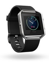 Fitbit Blaze Tracker Only Smart Fitness Watch Heart Rate Workout - No wr... - $84.99