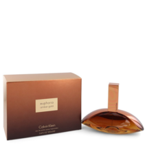 Calvin Klein Euphoria Amber Gold 3.4 Oz Eau De Parfum Spray image 1