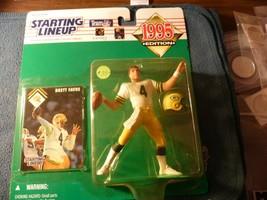 1995 Brett Favre Hall Of Famer Starting Lineup N/M - $23.76