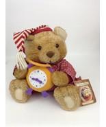 "Hallmark Storybook Friends Crayola Bedtime Benson Bear 8"" Plush Stuffed ... - $17.77"