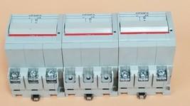 Lot Of 3 Fuji Electric CP33FS/2 Circuit Breakers 3P, 2A, CP33FS2 - $105.99