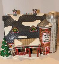Dept 56 Snow Village - Christmas Barn Dance - #54910 - 1997 - $19.95