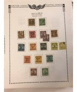 US Postal Issues / Issues Of 1926-34 Rotary Press Printing Perforated - $46.75