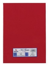 321-683P Maruman color drawing paper Mitanto 321-683P A4 10 sheets red - $10.23