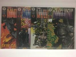 THE MACHINE #1-4 (VF/NM) Complete Series Set - 1994 Dark Horse Comics - $6.60