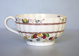 Vtg Spode Cowslip Copeland Teacup Pattern S713 England coffee Cup OLD MARK EUC - $14.84