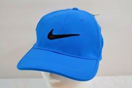 Nike Bright Blue Ultra Light Golf  Baseball Cap NWT Adjustable - $31.99