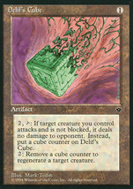 Magic: The Gathering: Fallen Empires - Delif's Cube - $0.35