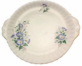 Royal Albert Friendship Morning Glory Cake Plate - $52.80