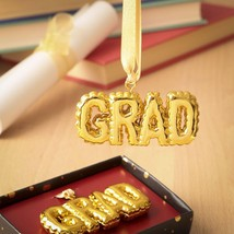 Gold Grad hanging Ornament from gifts by fashioncraft  - $45.99