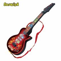 4 Strings Music Electric Guitar Kids Children Musical Instrument Educati... - $20.99