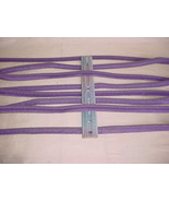 8-1/4Y SAMUEL & SONS 981-46534 RTC PLAITED HYDRANGEA CORD UPHOLSTERY TRIM - $147.31