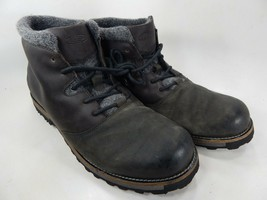Keen Slater Size 15 M (D) EU 48 Men's Insulated WP Lace Up Casual Boots 1015116
