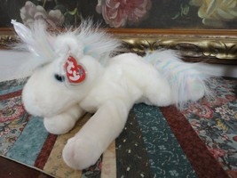 Ty Original Beanie Buddy Collection 2000 Mystic the Unicorn with Tags 12 inch - $37.53