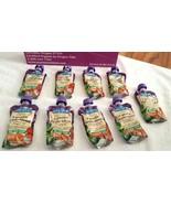 11 Nummy Tum Tum Organic Dog & Cat Supplement 4oz Pouches A-Peelin' Appl... - $26.95
