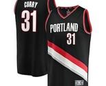 Portland Trail Blazers #31 Seth Curry Black Swingman Jersey - €35,03 EUR