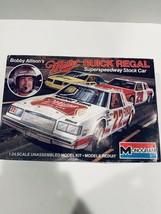 Monogram Bobby Allison Miller Regal NASCAR, Complete, 1/24 from 1984 - $19.99