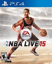 NBA Live 15 - PlayStation 4 [video game] - $2.60