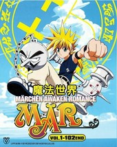 Marchen Awakens Romance MAR Complete Series 1-102 End English SUB Ship From USA