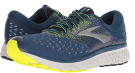 Brooks Glycerin 16 Size US 9.5 M (D) EU 43 Men's Running Shoes Blue 1102891D429