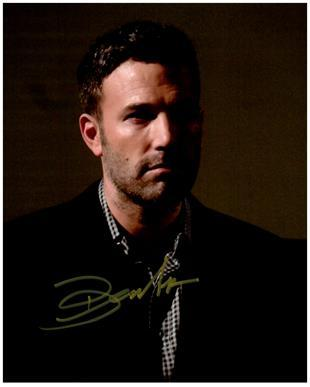 Primary image for BEN AFFLECK  Authentic Original SIGNED AUTOGRAPHED PHOTO w/ COA 955